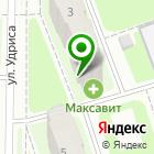 Местоположение компании Умелец