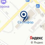 Компания Эконом-класс на карте