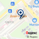 Компания Краснодарзооветснаб, ЗАО на карте