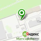 Местоположение компании Сеть магазинов строительных и отделочных материалов