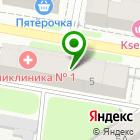 Местоположение компании Нижегородский медицинский колледж