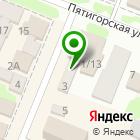 Местоположение компании ТВ НЕДЕЛЯ