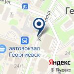 Компания Инвест-Кавказ на карте