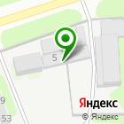 Местоположение компании Мебельная фирма