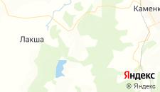 Гостиницы города Афанасьево на карте