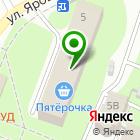 Местоположение компании А.Браун-Нижний Новгород