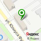 Местоположение компании Автозаводский
