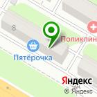 Местоположение компании Теплодар