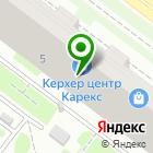 Местоположение компании Ванна АКРИЛ Центр