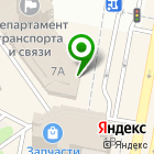 Местоположение компании ТаЛаСа Телеком