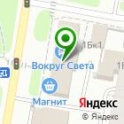 Местоположение компании НижегородБумТорг