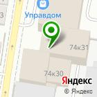 Местоположение компании Мобилон Телекоммуникации