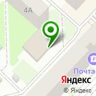 Местоположение компании Тонус-Мед Приокский