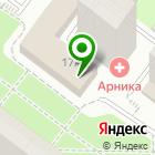 Местоположение компании ЭСЭ Эко Тек