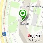 Местоположение компании Белошвейка