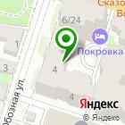 Местоположение компании БИТ-НН