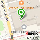 Местоположение компании Туристическая компания Романовой Ольги