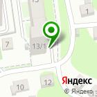 Местоположение компании Офпринт