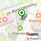 Местоположение компании ИнБР