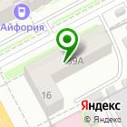Местоположение компании МастерСпецСтрой