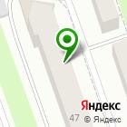 Местоположение компании Окна-инвест