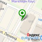 Местоположение компании Шкафчик