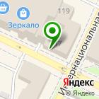 Местоположение компании МАЛАХИТ