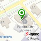Местоположение компании Мир православной книги