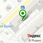 Местоположение компании Русичка