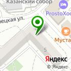 Местоположение компании Карты34