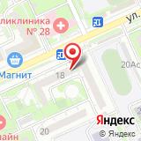 Магазин рыбной продукции на ул. Константина Симонова, 18Б