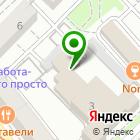 Местоположение компании Жених и Невеста. Волгоград