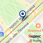 Компания Квартиры ПОСУТОЧНО на карте