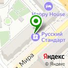 Местоположение компании ДЕПОЗИТ