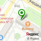Местоположение компании Живой Кирпич