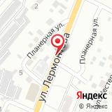 Автостоянка на ул. Лермонтова, 56Б