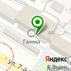 Местоположение компании ТЕТРАЗОНА