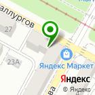 Местоположение компании Мебелим Волгоград