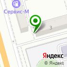 Местоположение компании На Фадеева
