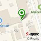 Местоположение компании У Людмилы
