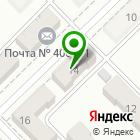 Местоположение компании Радоница