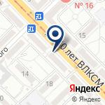 Компания Волга на карте