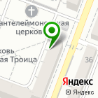 Местоположение компании ВУР
