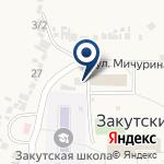 Компания Фельдшерско-акушерский пункт на карте