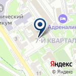Компания Управление МВД России по г. Волжскому на карте