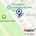 Компания ЗАГС №1 на карте