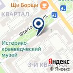 Компания Творческая мастерская рисунка и живописи им. Б.И. Махова на карте