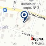 Компания Почтовое отделение №14 на карте