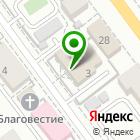 Местоположение компании Ваша газета-Волжский