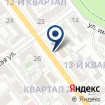 Компания Fokus на карте